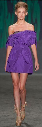 Purple Vera Wang