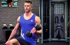​This one-two punch to the biceps will get those arms popping