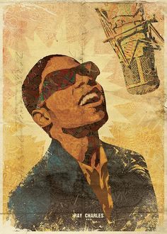 Luis Aves | young ray charles | http://www.flickr.com/photos/urban-myth