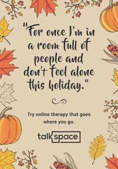 """Learn How To Deal With Anxiety, Depression, & Relationship Issues During The Holidays. Plans Start at $32/Wk for Online Therapy w/ Video, Audio and Unlimited Messaging. Chat Online w/ a Licensed Professional Therapist Now! Have you ever asked yourself, """"Am I Depressed?"""" Or """"Why Am I Sad? Or """"I Need Marriage & Love Advice!"""" Whether you're looking for ways to manage anxiety, depression, or need counseling for every day stress - Talkspace is there 24/7 For You. Download the app today!"""