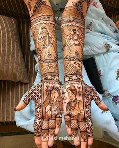 Gorgeous Bridal Henna