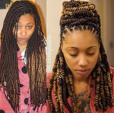 Loc Hairstyles Pipe Cleaners Loc Style  Black Hairstyles  Pinterest  Pipes Locs