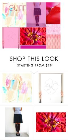 """""""Fleurir...."""" by sgnprogram ❤ liked on Polyvore featuring Blume"""