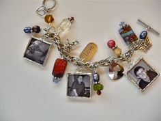 First review of my photo jewelry in time for Mother's Day! http://www.weidknecht.com/2012/03/custom-made-personalized-photo-bracelet.html