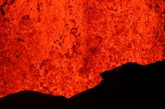 Lava erupts from a fissure in Kapoho, Hawaii. Hawaii Volcano, Big Island Hawaii, Lava, Pictures, Photos, Image, Pose, Earth, Resim