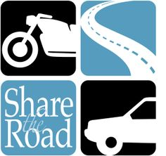 "Please REPIN to show your support of #Motorcycle #Safety #Awareness Month. The national initiative is designed to encourage drivers of all other kinds of #vehicles and #motorcyclists to ""share the road"" with each other. For driving tips please visit http://marylandrider.org #sharingtheroad"