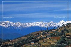 Panaromic View of Nagarkot Area Code: 290 Among all the places for mountain viewing in the Kathmandu Valley, Nagarkot is usually conside. The Places Youll Go, Great Places, Places To See, Lookout Tower, Heaven On Earth, Where To Go, Travel Guides, Nepal, Travel Inspiration