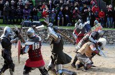 Combat médiéval à Montbazon 27/10/12 - Diaporama NR