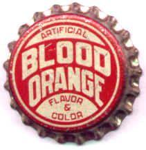 Blood Orange Bottle Cap