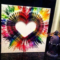 Crayon art!!!