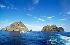La Isla Dokdo esta ubicada al este extremo de Corea