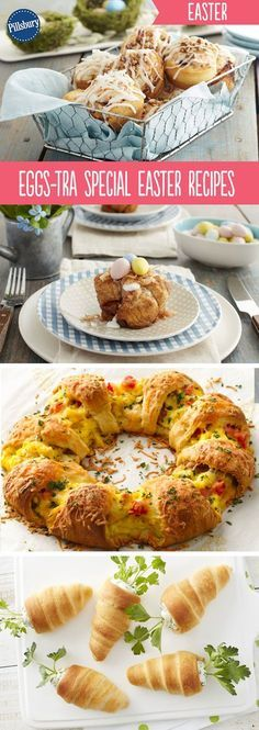 Easter goals. These easy recipes are where it's at to impress everyone at your Easter get-together! From delicious breakfasts to simple sides to fun bunnies you'll find everything you need for Easter.