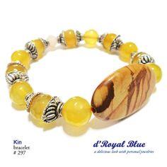With stone and imitation ornament  Produk baru. Batu injeksi warna dan ornamen imitasi #gelang #bracelet #statementbracelet #yellow #aksesoris #accessories #accessory #handmade #handmadebracelet #bead #beads #aksesorisjilbab #aksesorishijab