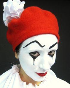 Pierrot Clown Pierrot clown