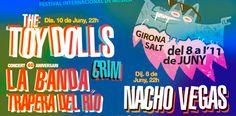 Mañana llega a Girona el Festival In-Somni 2017