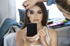 Holland Roden Invited Us to Get Ready with Her for the VMAs—Come See Her Transformation