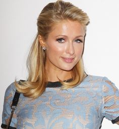 Paris Hilton attends OUT magazines celebration of LA fashion week with OUT fashion benefiting the AIDS Healthcare Foundation at Pacific Design Center in West Hollywood on March 7, 2013