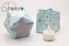 Lantern with the punching and folding board for gift bags and other Stampin' Up! Stampin Up Christmas, Christmas Crafts, Paper Box Template, Diy And Crafts, Paper Crafts, Envelope Punch Board, Light Crafts, Stamping Up, Xmas Cards