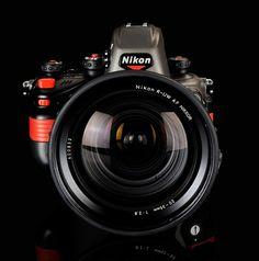 Nikonos RS underwater camera film