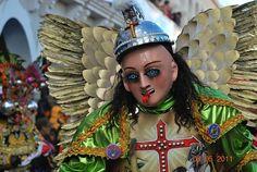 Magestuoso Carnaval de Oruro 2011