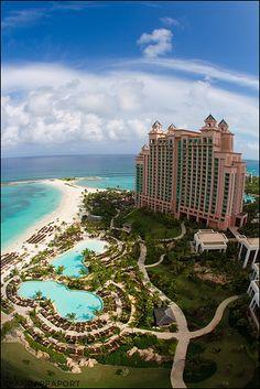 Atlantis Resort - Paradise Island, Bahamas.   ASPEN CREEK TRAVEL - karen@aspencreektravel.com