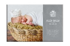www.heritagemakers.com/4everphotos 36 x 24 wrapped #canvas #baby #digiscrap Heritage Makers template 106427