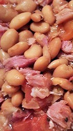 Instant Pot Pinto Beans & Ham Bone