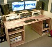 How To Build A Recording Studio Desk By Larry Marrs | Marrs Recording Studio