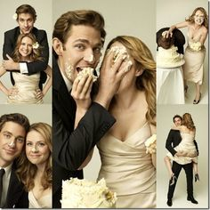 Jim and Pam! <3