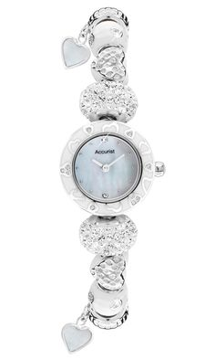 Ladies Charmed Beaded Watch... Want!!