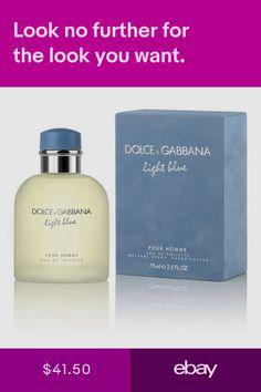 697830acd Dolce & Gabbana Men's Fragrances Health & Beauty #ebay Dolce And  Gabbana Man