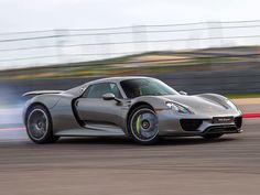 These Are The Things Most People Don't Know About The Porsche 918 Spyder