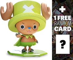 Chopper Man Pastel Green Ver 35 Portrait of Pirates Neo ExLIMITED x One Piece Excellent Model MiniFigure Series  1 FREE Official Japanese One Piece Trading Card Bundle *** Continue to the product at the image link.