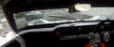 Kenny Brack is a Ford GT40 sideways hero. Goodwood Revival   crankandpiston.com Car Culture Lifestyle