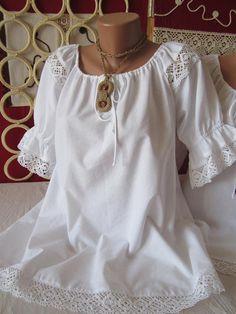 Folk Art, Blouse, Long Sleeve, Sleeves, Tops, Women, Fashion, Blouse Band, Moda
