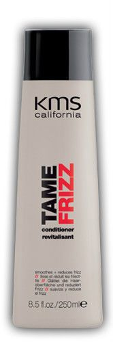 KMS California Tame Frizz Conditioner 8.5 oz / 250 ml smoothes reduces tamefrizz #KMS