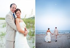 Sea Island Georgia Beach Wedding