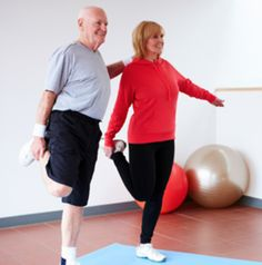 Overtime, as part of the aging process, seniors will spot a noticeable decline in their balance. That's why #AgingCare shared 4 easy exercises that you can do at home today! These exercises will surely enhance not only your balance, but also your health! Find the exercises here: #exercise #healthy #senior