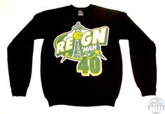 New Bonafide Icon Reign Man Crewneck Sweatshirt | Vintage Bonafide Icon Sweater
