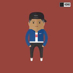 ____________ KOHO Studio  __ KOHO char.s  __ Friend Character Design