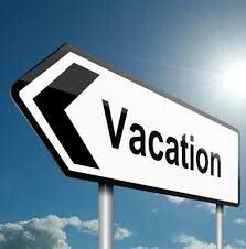 Vacation will starts in four school days!  Yay