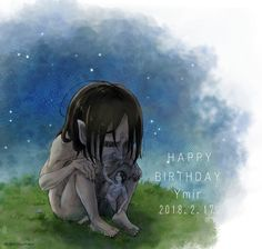 Tokyo Ghoul, Ymir And Christa, Attack On Titan 2, Humanoid Creatures, Working Drawing, Aot Characters, Another Anime, Childhood Friends, Manga Comics