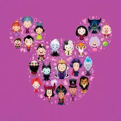 Cute Disney villains