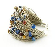 Bransoletka <3 #handmade #rękodzieło #biżuteria #bransoletka