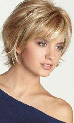 45 Best Short Hairstyles That You Simply Can't Miss, In the event that you've for a long while been itching to go short, may we simply state: now is the ideal time. Nothing says summer like a breeze blow…, Casual Style Source by casualove Bob Hairstyles For Fine Hair, Short Hairstyles For Women, Summer Hairstyles, Casual Hairstyles, 1940s Hairstyles, Hairstyle Short, Hairdos, Pretty Hairstyles, Hairstyles For Over 50