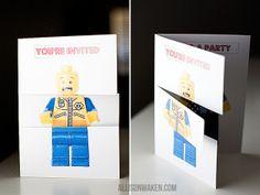 Gratis LEGO printables voor een feestje! - www.mariscakenter.nl