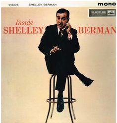 SHELLEY BERMAN: INSIDE SHELLEY BERMAN (LP)