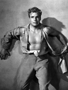 'Flash Gordon' ~ Buster Crabbe, 1936
