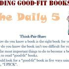 Here is a FREE Daily 5 Finding Good Fit Books Powerpoint that we use in our intermediate classroom.