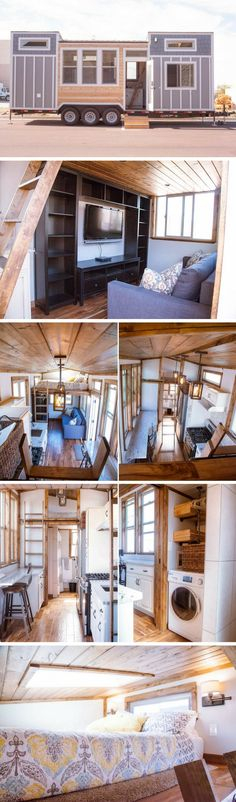 awesome The Teton tiny house by Alpine Tiny Homes... by http://www.danaz-home-decorations.xyz/tiny-homes/the-teton-tiny-house-by-alpine-tiny-homes/